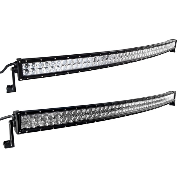 52 Inch Straight Curved 12V 24V Waterproof IP67 Offroad 500W LED Light Bar