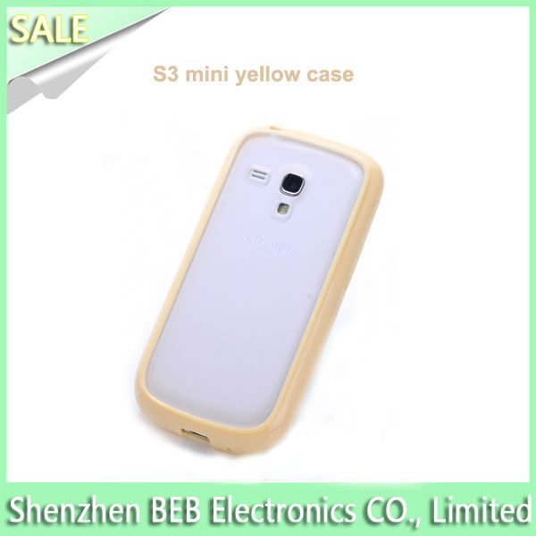 Popular for samsung galaxy s3 mini case has low cost