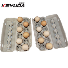 Gray Egg Tray Wholesale Customized Egg Container