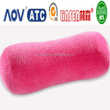 2017 new product memory foam travel pillow for neck rest