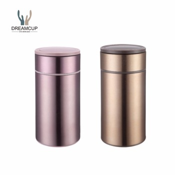 High quality 800 1000ml stainless steel hot food thermos containers