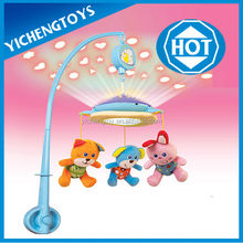 Musical Baby Mobile With Colorful Light baby toy