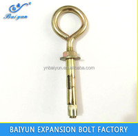 stainless steel anchor/wedge anchor through bolt exporter manufacturer M8X90