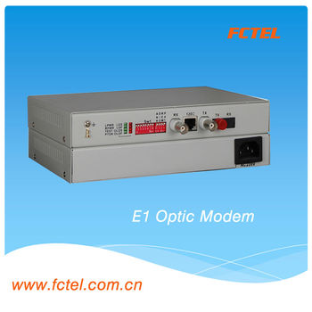 Best Price E1 Fiber Optical Modem