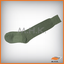 Military terry long socks