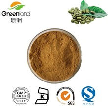 100% Natural Weight loss Green coffee bean extract/Green Coffee Bean P.E. with chlorogenic acid