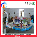 Made in China factory price goose carousel for sale high quality amusement rides coffee cup carousel