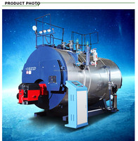 1000 kg/h diesel oil fired steam boiler 150psi for soybean fermentation