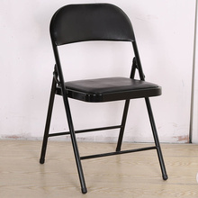 New arrival good quality 268kg metal padded folding chairs