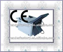 WD-298A A3 Automatic Paper Folding Machine Envelope folding