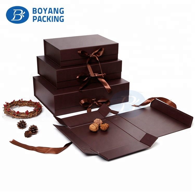 China supplier custom recyclable square gift packaging paper box supplier in malaysia