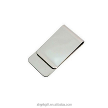 Art And Craft Money Clip Custom Stainless Steel Metal Money Clip