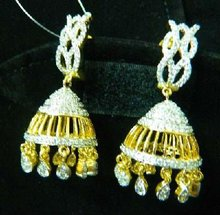 Pair of Traditional Jhumke