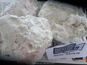 Raw China Kaolin Ceramic Use Clay Lump With Low Price