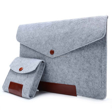Felt fabric tablet pc cover for laptop,ipad