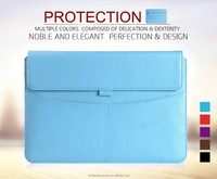 Premium Leather Sleeve Case with Pockets for Microsoft Pro 3(2014 Version)/ASUS Transformer Book T300 chi