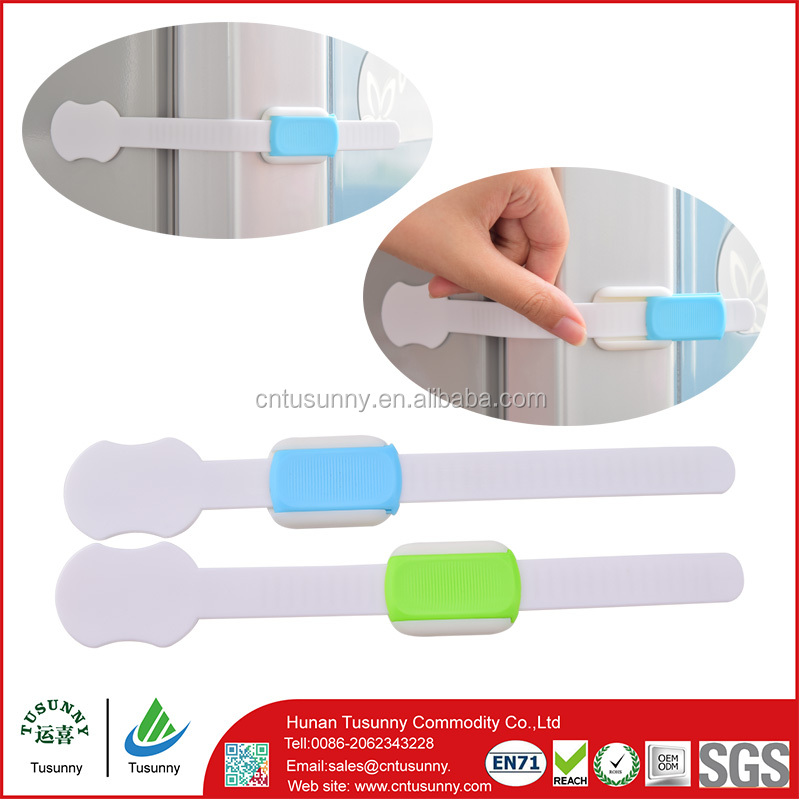 Baby safety door guard,cabinet door latch baby for 2016 baby safety products