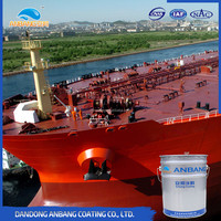 Waterproof two-component coating on metal surface OEM and ODM acrylic polyurethane acrylic paint