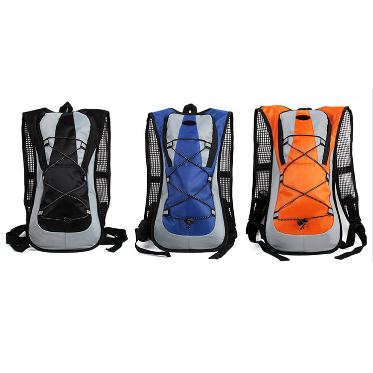 New Hot 5L nylon lightweight water bag packsack, outdoor backpack without water bag
