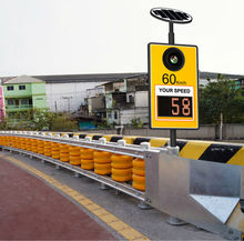 Temporary fence panel road barrier / safety roller barrier / guard rail