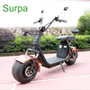front /rear suspension /2 seat/ two battery electric scooter germany/electric chopper motorcycle