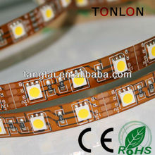 led strip 1210 led strip light CE RoHS approval 2 year warranty