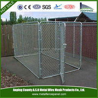 cheap wire mesh dog fence (Anping factory, China)