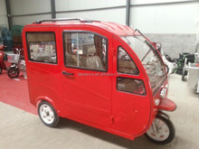 36v electric go kart /auto rickshaw price in india /Passenger Closed Body Type electric car