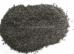 Carbon additive Graphitized Petroleum Coke for Spheroidal graphite iron castings