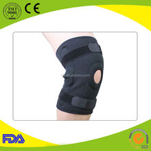 High quality open patella protector adjustbale sports knee pad sleeve