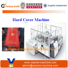 BSD-680 hard cover making machine
