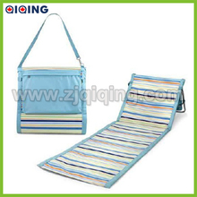 Long Fashion beach mat with shoulder strap HQ-1043D