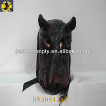 Latex Horse Mask Rubber Latex Halloween Mask