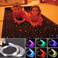 star light fiber optic carpet for sensory integration rooms decoration