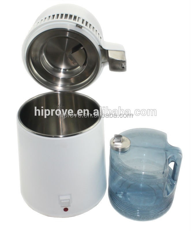 laboratory portable home electric water distiller commercial