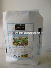 best package Shandong Qingdao plastic packing manufacturer full color printing pp woven bag