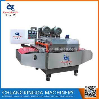Automatic Double Heads Double Shaft Multi Blades Mosaic Ceramic Tile Cutter Machinery Automatic Strip Machine