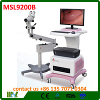 MSL-9200B Optical Colposcope Cheap Digital Gynaecology video Colposcope for sale
