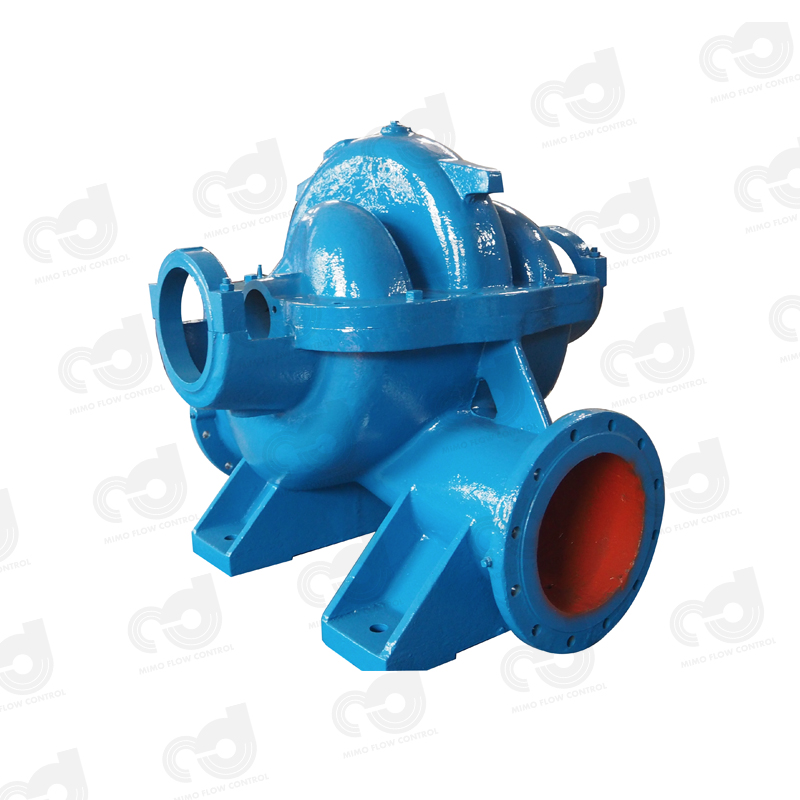 300m3/h Horizontal Split Case Centrifugal Pump
