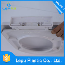 Wholesale from china pp material toilet seat with slow down function