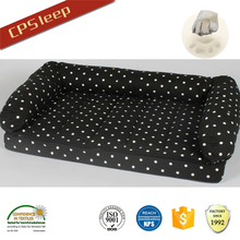 High Quality New Design Sofa Shape cushion dog bed with cover