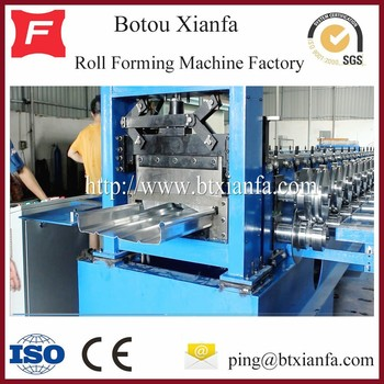 Galvanized Steel Sheet Roofing Standing Seam Roll Forming Machine