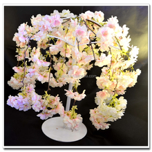 Artificial flower wedding columns center pieces weddings decoration