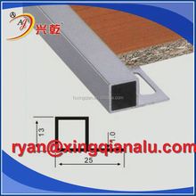 Flooring Profiles/Aluminium Corner Tile Trim/Aluminum Tile Trim
