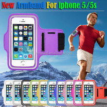 Cheap sports Armband case for iphone5 5s