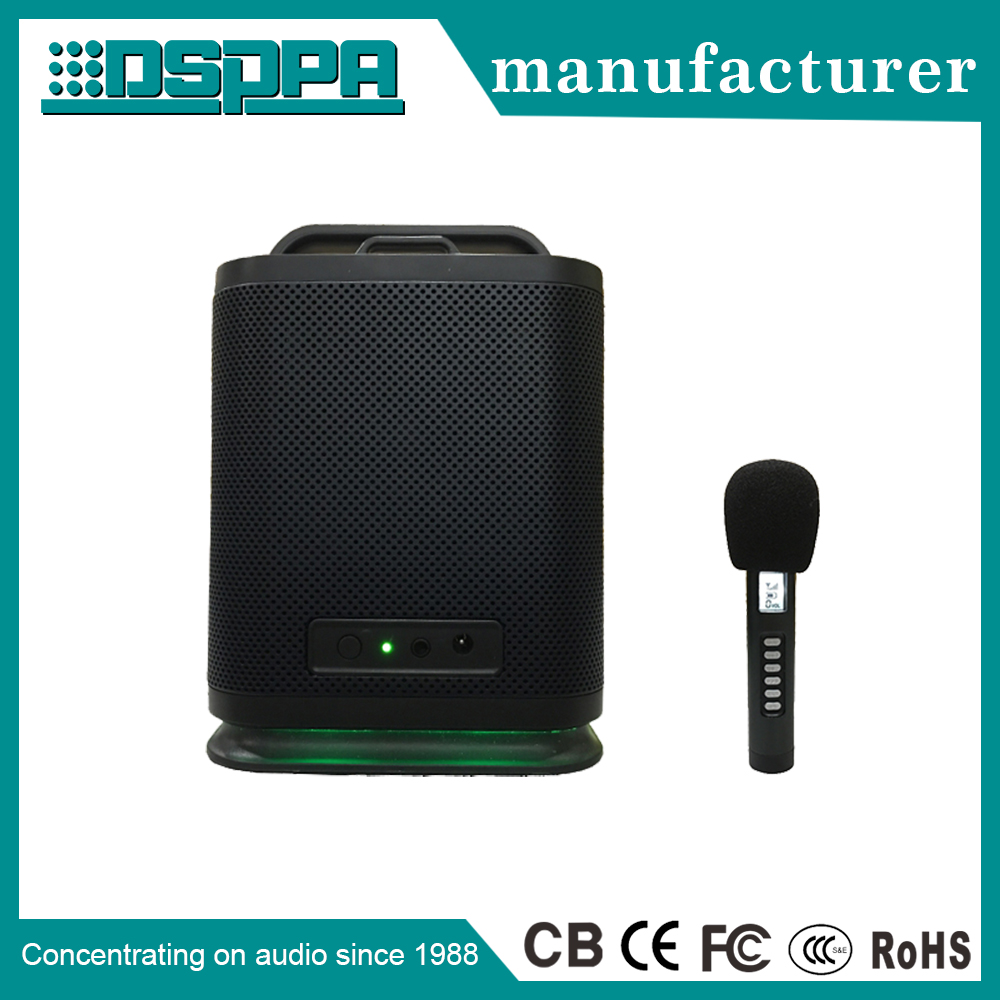 DSPPA Cheap wireless bluetooth portable pa classroom speaker system