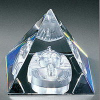 New arrival Africa Egypt crystal pyramids for souvenir gifts
