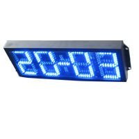 Time display outdoor waterproof 8'' led digital clock