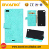 2016 Original PU Leather Case With Wallet And Card Slots Cellphone Case For Wiko Highway Pure 4G Wholesale Mobile Leather Case