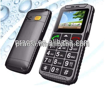 the cheapest model Bluetooth SOS GSM quad band dual sim old people phone with big button and loud speaker